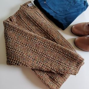 Vintage esprit cropped sweater size medium
